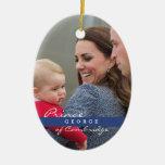 Prince George - William & Kate Ornament