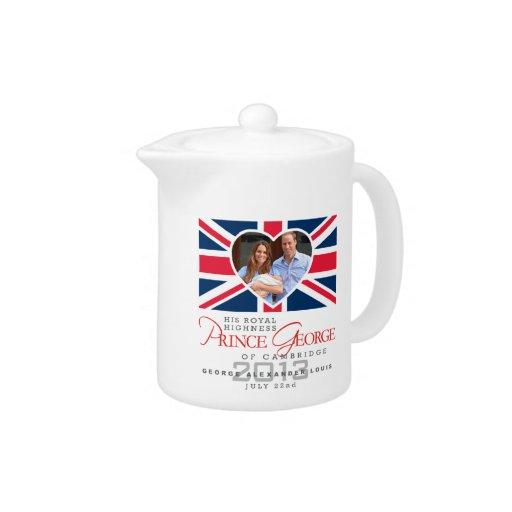 Prince George - William & Kate