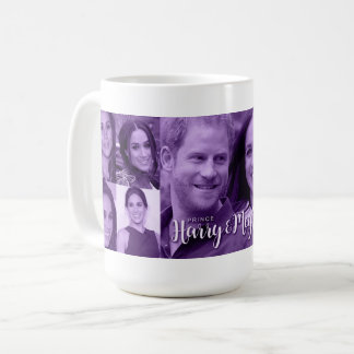 Prince Harry & Meghan Markle Coffee Mug