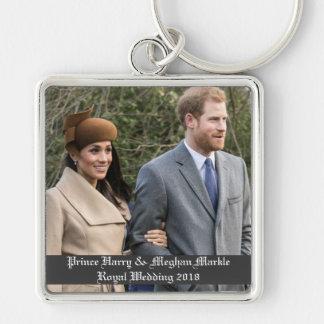 Prince Harry & Meghan Markle Royal Wedding 2018 Key Ring