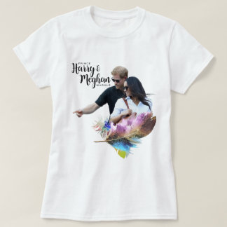 Prince Harry & Meghan Markle T-Shirt