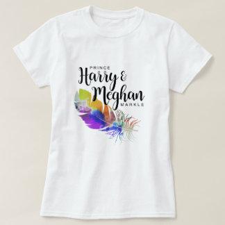 Prince Harry & Meghan Markle T-Shirt