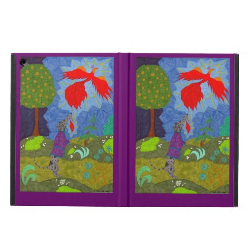 Prince Ivan and the Firebird iPad Air Covers
