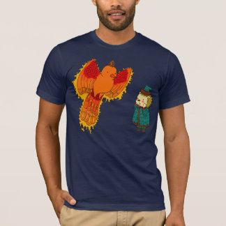 Prince Ivan and the Firebird T-shirt