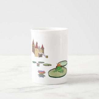 Prince Kikker - theemok Tea Cup