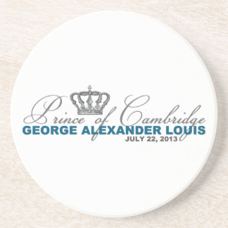 Prince of Cambridge: George Alexander Louis Coaster
