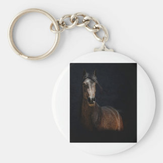 Prince of Darkness Basic Round Button Key Ring