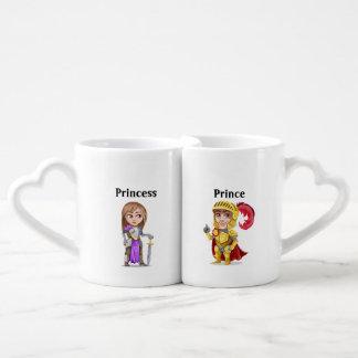 Prince Princess Frog Toad Pun Mug