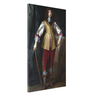 Prince Rupert of the Rhine Canvas Print