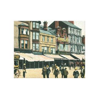 Prince Street, Bridlington (1900) Canvas Print