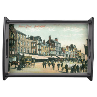 Prince Street, Bridlington (1900) Serving Tray