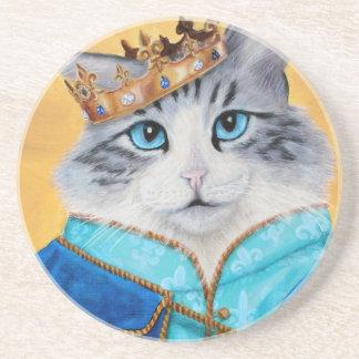 Prince Sully the Kitty Coaster