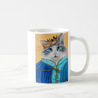 Prince Sully the Kitty Coffee Mug