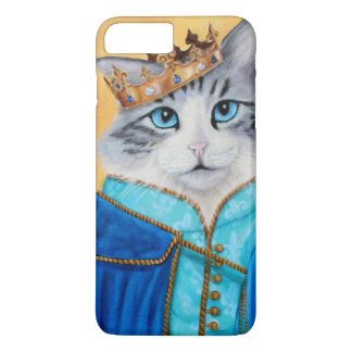 Prince Sully the Kitty iPhone 8 Plus/7 Plus Case