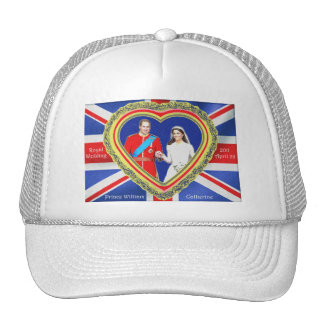 Prince William and Catherine Royal Wedding Hats