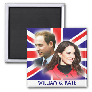 Prince William Kate Middleton Magnet