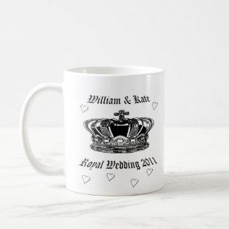 Prince William & Kate .Royal Wedding 2011 Coffee Mug