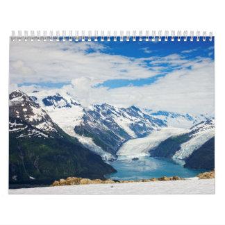 Prince William Sound Alaska Calendar