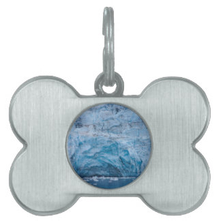 Prince William Sound Glacier Pet Tag