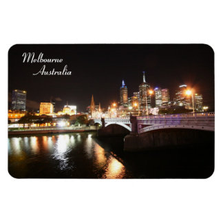 Princes Bridge Melbourne Australia - Magnet
