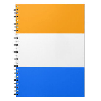 Prince's Flag Spiral Notebook