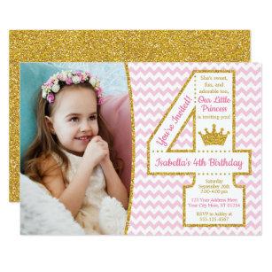 4th birthday invitations zazzle com au