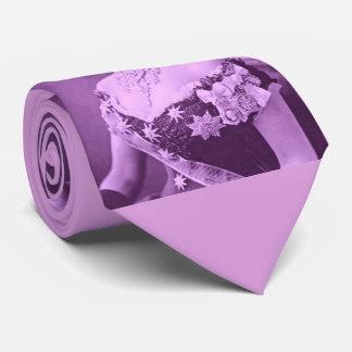 Princess Alexandra of Denmark in lavender Tie