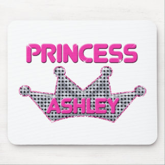 Princess Ashley Mouse Pad