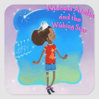 Princess Atelia And The Wishing Star Stickers