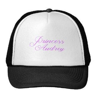 Princess Audrey Mesh Hat