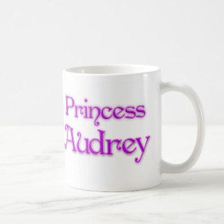 Princess Audrey Mug