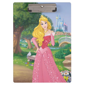 Princess Aurora Clipboard
