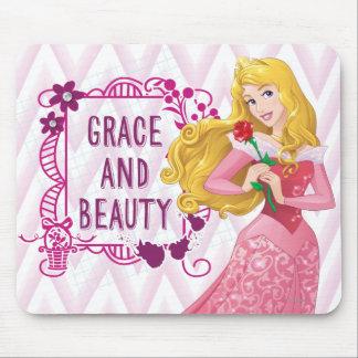 Princess Aurora Mouse Pad