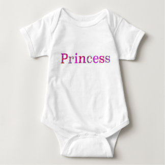 Princess Baby Bodysuit