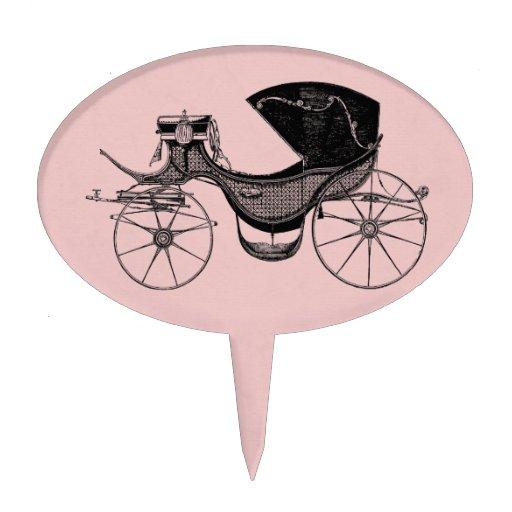 Princess Baby Shower Cake Topper