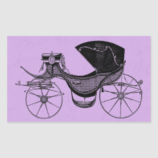 Princess Baby Shower Favor Stickers