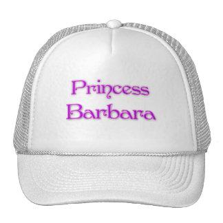 Princess Barbara Mesh Hats