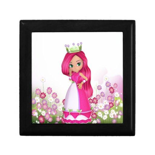Princess Berry Trinket Box