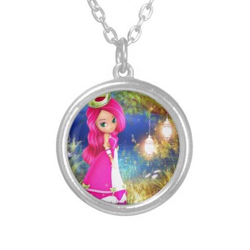 Princess Berry Custom Necklace