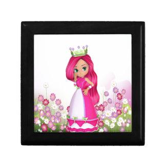 Princess Berry Small Square Gift Box