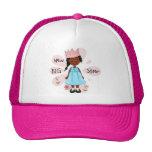 Princess Big Sister African American Cap