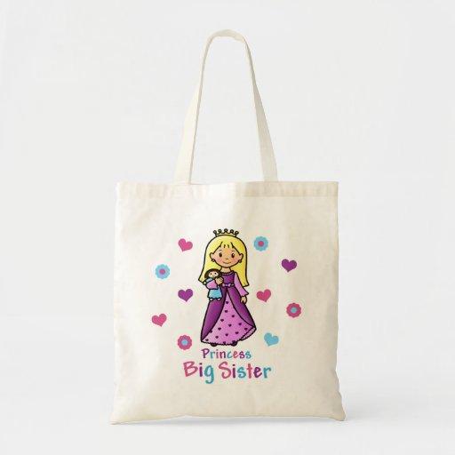 Princess Big Sister Bags