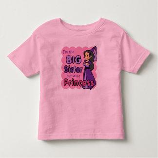 Princess Big Sister Tshirts