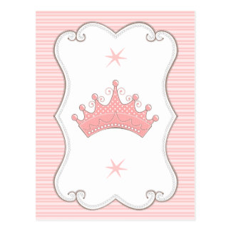 Princess Birthday Party Make Your Own Banner Cards