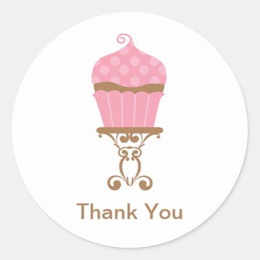 Princess Birthday Party Stickers