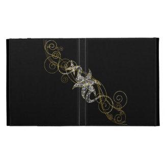 Princess Boquet iPad Folio Case