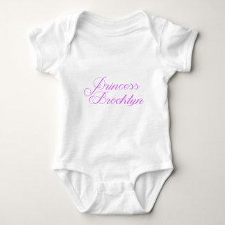Princess Brooklyn Baby Bodysuit
