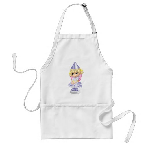 Princess Butterfly Aprons
