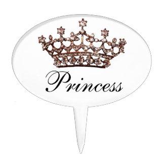 """""""Princess"""" Cake Pick"""