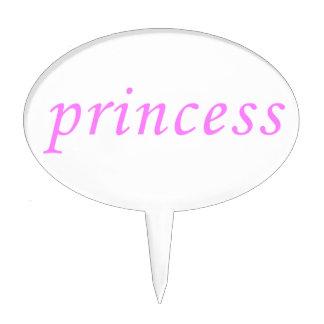 Princess Cake Picks